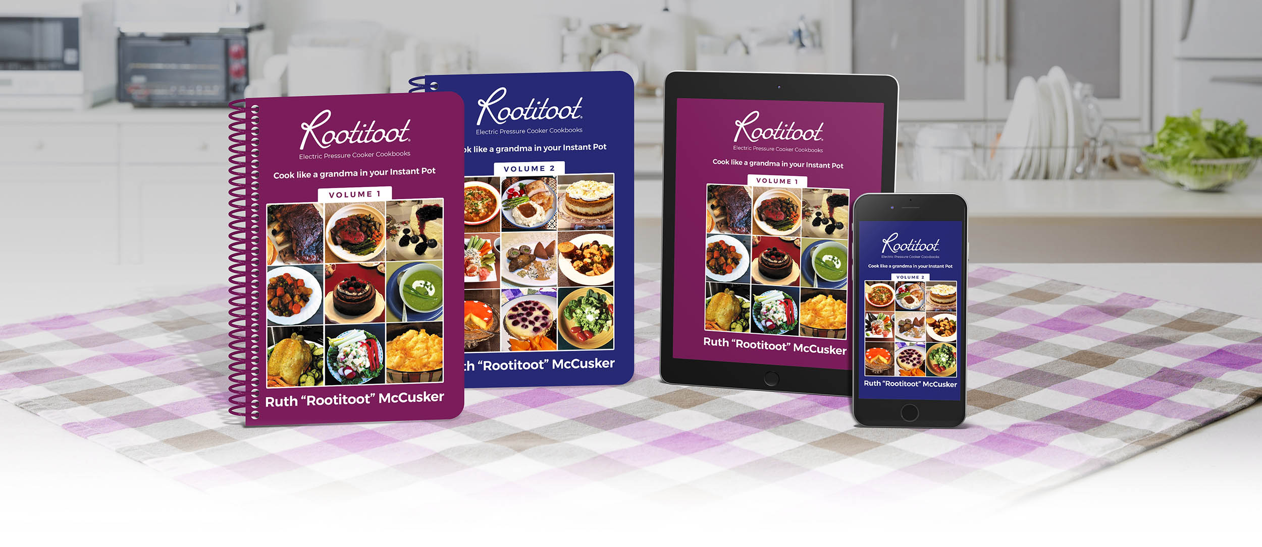 Buy Rootitoot Cookbooks