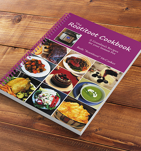 Buy the Rootitoot Cookbook